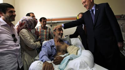 Turkey flays Israel over killings