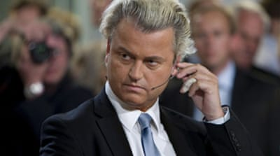 Gambling with Geert Wilders