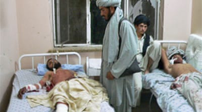 Taliban offers civilian death probe