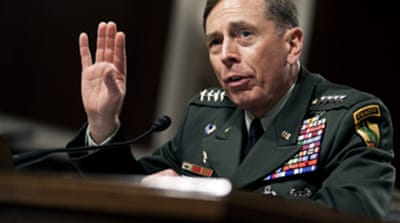 Petraeus confirmed for Afghan post