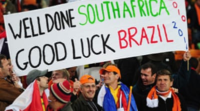 South Africa delivers after doubts