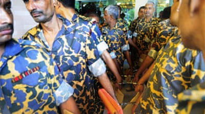 More charged over Bangladesh mutiny