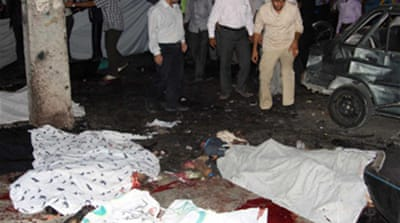 Jundallah claims deadly Iran blasts