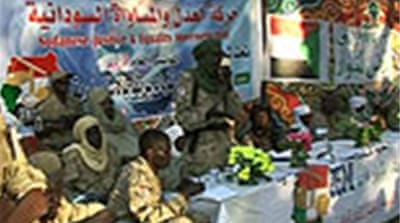 Sudan rebels dismiss 'propaganda'