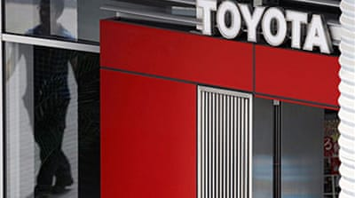 Toyota recall over engine flaws