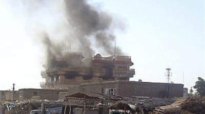 Taliban attacks Afghan aid office