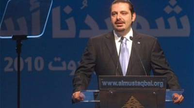 Hariri urges 'calm' over tribunal