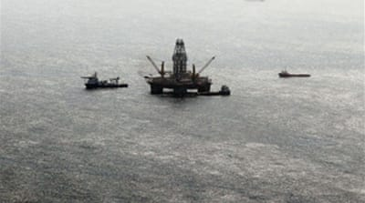 Work to resume at BP spill site