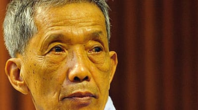 Khmer Rouge prison chief convicted