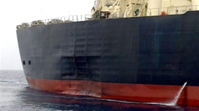 Oil tanker 'attacked' off Oman