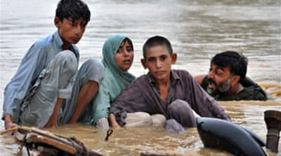 Pakistan's devastating floods