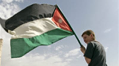 Jordan is not Palestine