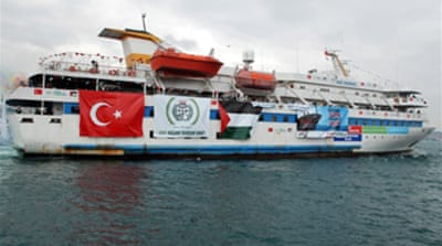 UN flotilla probe starts in Turkey
