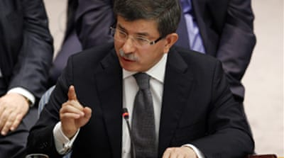 Turkey 'warns Israel on ties'