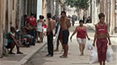 Warning over Cuba prisoner release