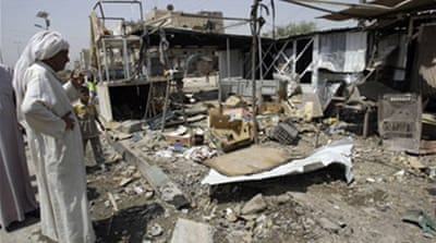 Iraq violence 'worst in two years'
