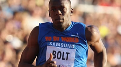 Bolt out for rest of season