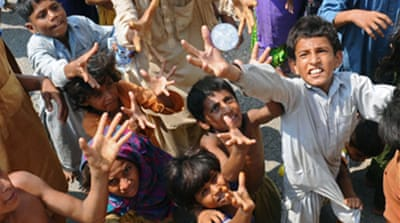 UN launches Pakistan aid appeal