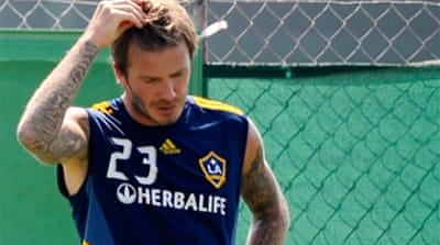 Capello calls time on Beckham