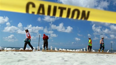 US panel faults oil spill firms