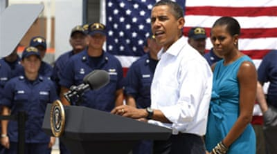 Obama declares US Gulf coast safe