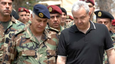 Lebanon sets up army equipment fund