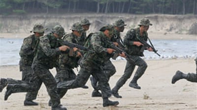 US and S Korea resume joint drills