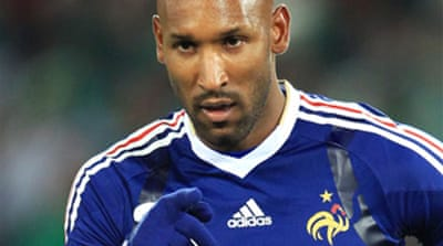 Anelka: 'You are all clowns'