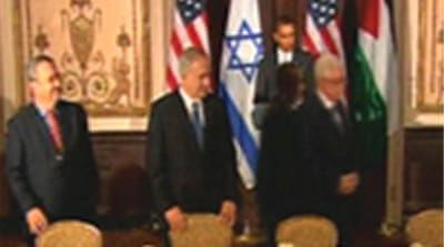 Israeli-Palestinian talks set