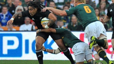 Springboks duo fail drugs test