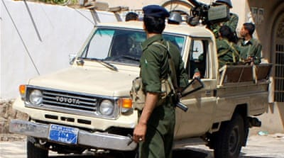 Armed men abduct Yemeni soldiers