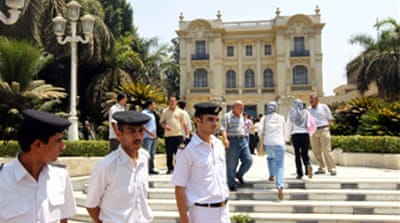 Arrests in Egypt over art theft