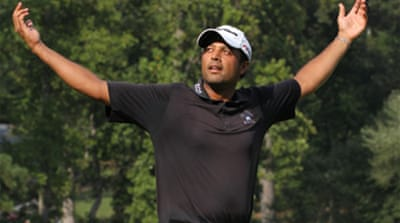 Atwal is first Indian winner on PGA