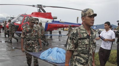 No survivors in Nepal air crash
