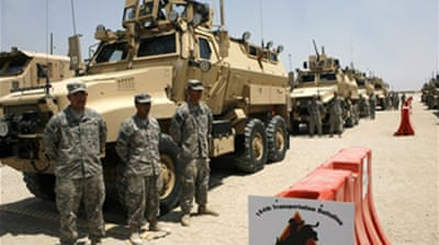US troops in Iraq fall below 50,000
