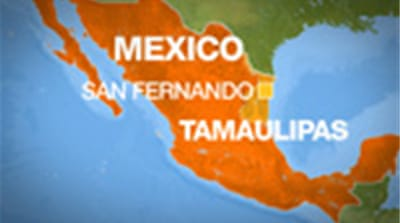 Bodies dumped on Mexico-US border