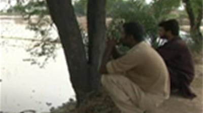 Floods erode Pakistan cotton income