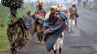 UN to improve DR Congo links