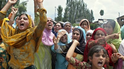 More protests rock tense Kashmir