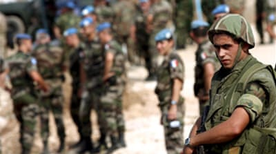 Unifil 'on shaky ground' in Lebanon