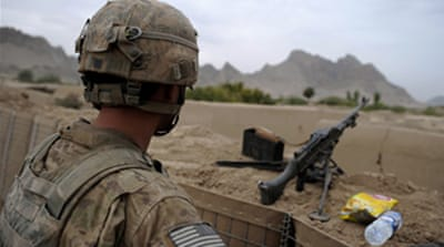 US troops killed in Afghan blasts