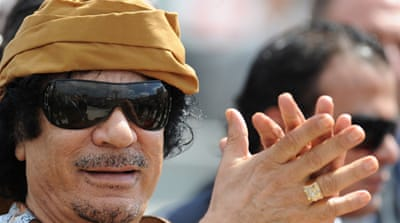 Libya leader regrets Ben Ali's fall