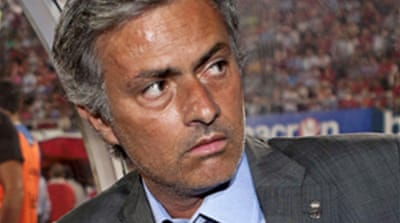 Mourinho draws blank in first match