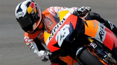 Teen rider killed at MotoGP
