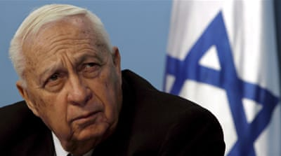 Sharon was for decades one of Israel's most controversial military and political figures [AFP]