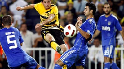 Young Boys stun Turks