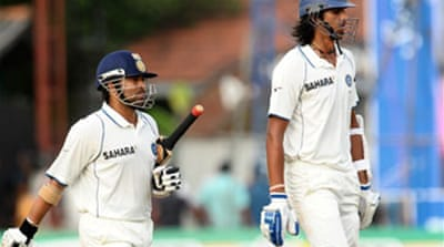 India set up final day run chase