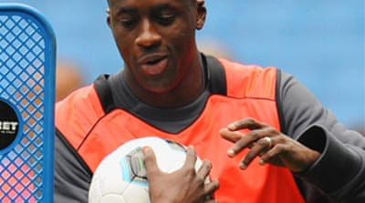Toure sets out City ambition