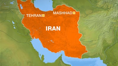 Deaths in Iran pipeline explosion