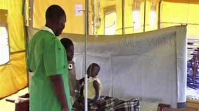 Nigeria battles cholera epidemic
